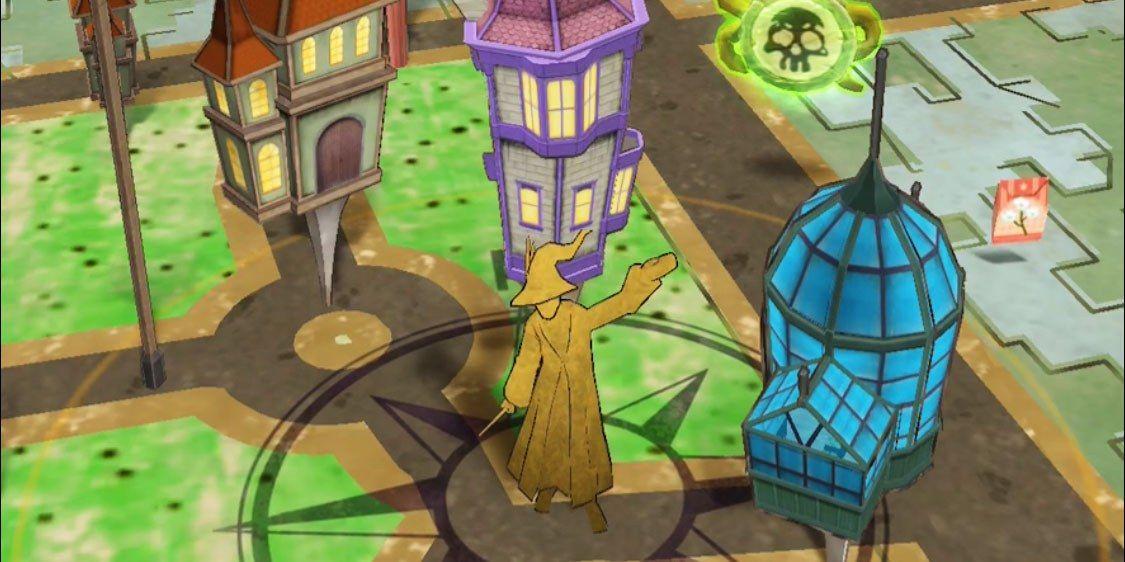 Harry Potter Wizards Unite Isn T The Next Pokemon Go Good Fantasy Games Pokemon Harry Potter Games