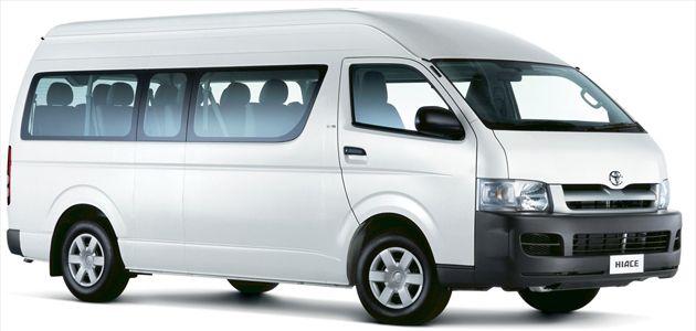 Seat Toyota Hiace For Rental Dubai  Seat Mini Van On Rent In Dubai  Passengers Mini Bus For Rent In Dubai  Persons Vehicle Rental Dubai