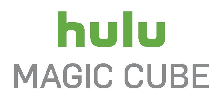 Hulu Magic Cube Hulu Magic Gaming Logos