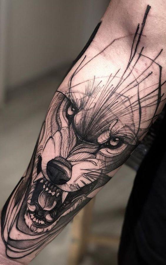Photo of Mejor galería de tatuajes de lobo