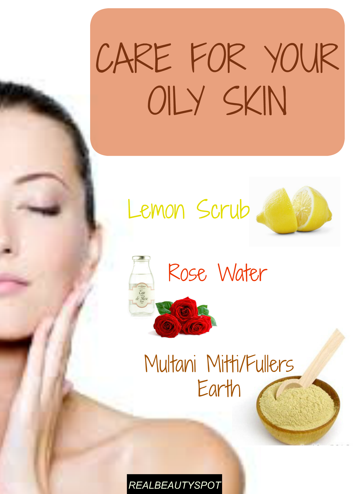 Control oily skin with best homemade face masks Oily