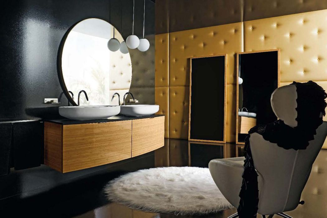 Cerasa By Lime Black Maori Bathroom Design Collection