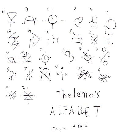 decrypt numbers to letters online thelema made up own alphabet to decode slp education 20766 | 0c522b5e8b710c1138f9b51379b24d79