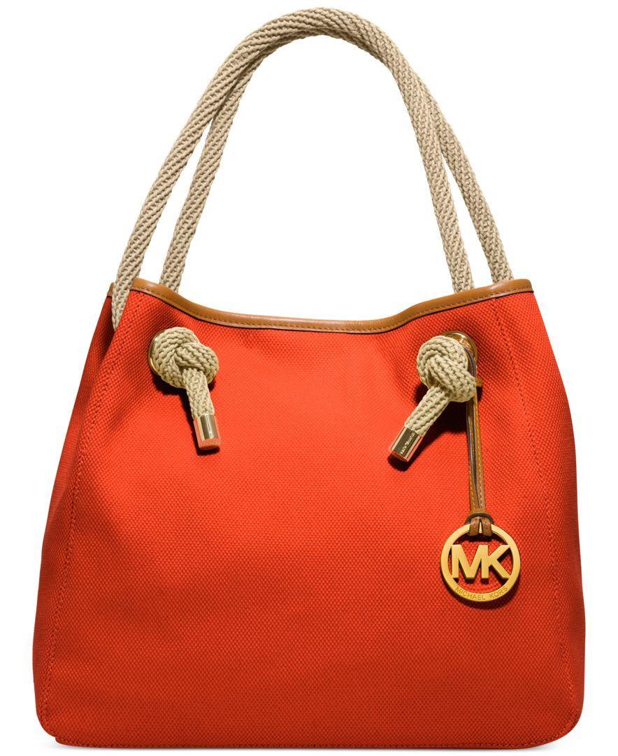 b5e3bee62dd7 Michael Michael Kors Marina Large Grab Bag | Hand made + Bags | Bags ...