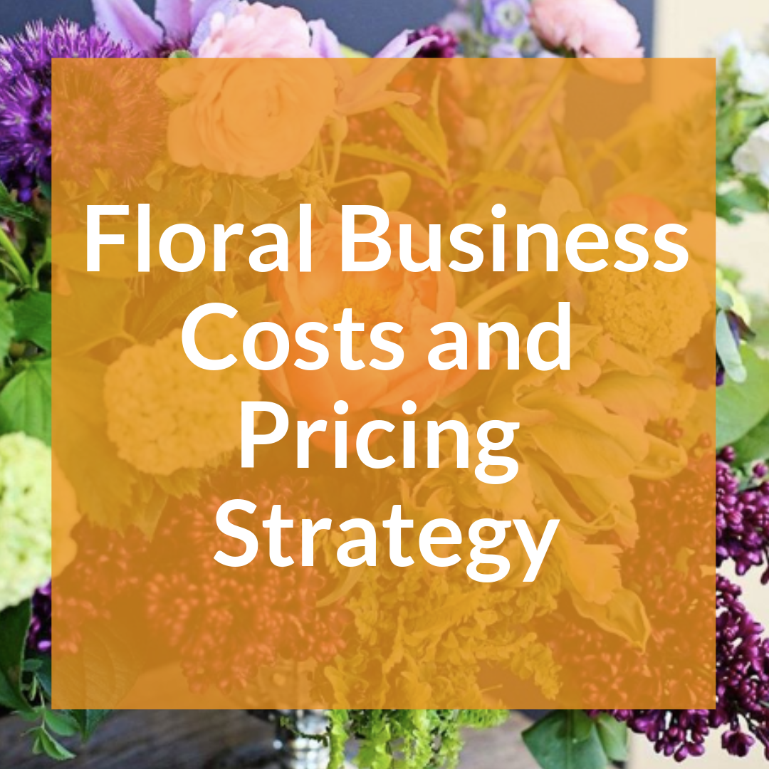 Pin On Floral Business Costs And Pricing Strategy