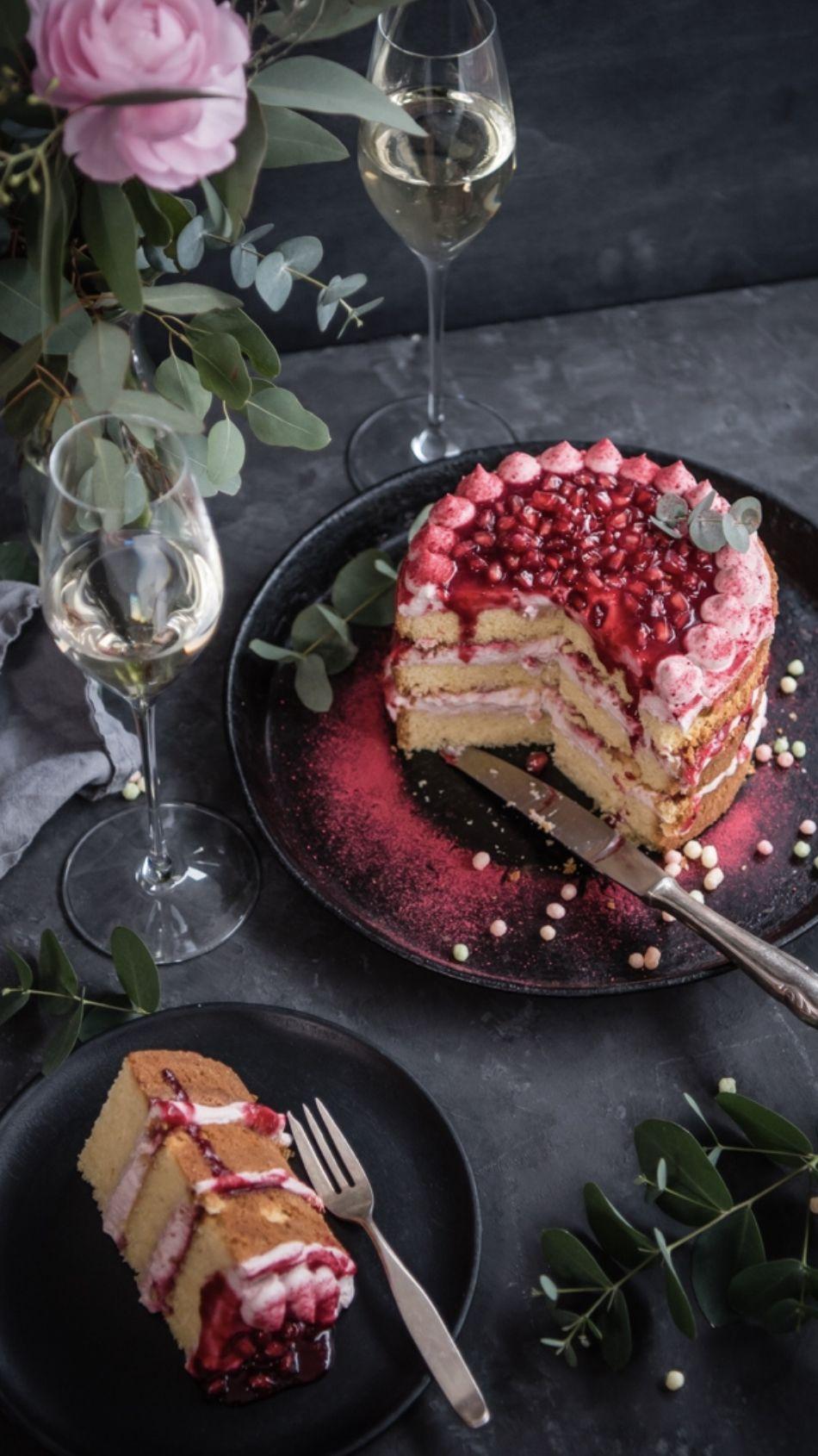 Pin von Melanie auf Backrezepte in 2019  Rezepte Kuchen