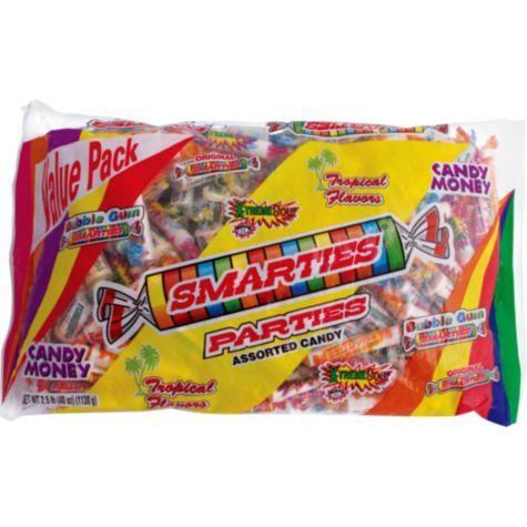 already got Smarties Party Bag 25lb Grad Party Pinterest - bulk halloween decorations