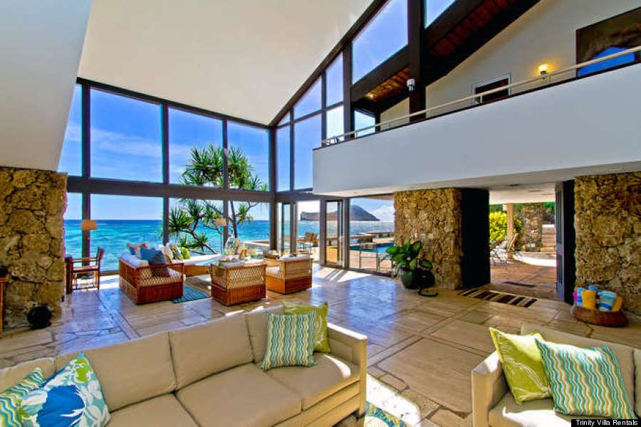 Obamas hawaii vacation home and the luxury rentals of kailua