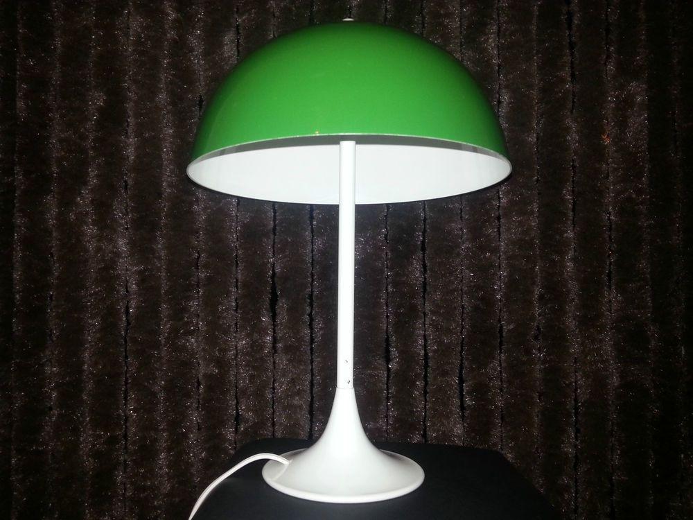 Lampe CHAMPIGNON Vintage Design Cloche Rétro