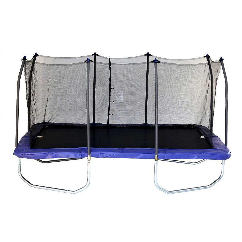 Skywalker Trampolines 15 Foot Rectangle Trampoline And Enclosure