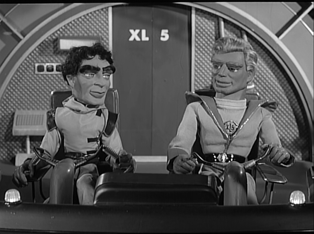 Image From The 1960 S Gerry Anderson Television Series Fireball Xl5 Gerry Anderson Space Hero Science Fiction