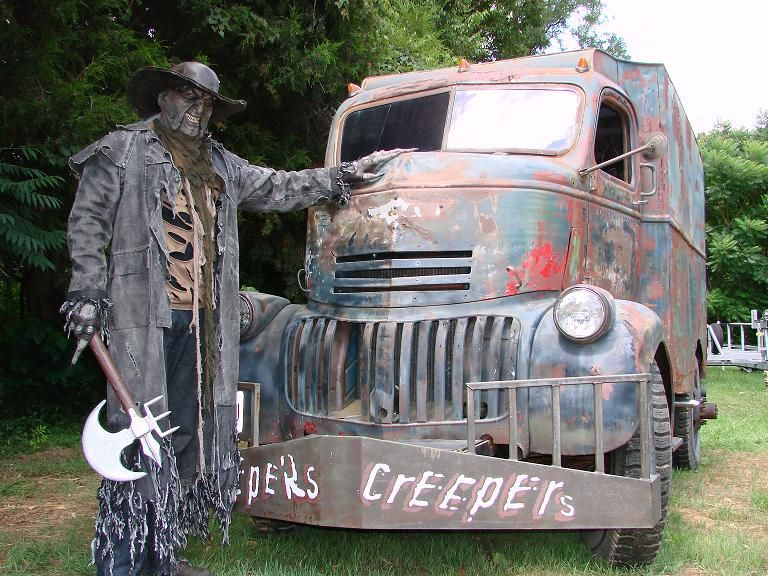 Maybe I Should Wear A Mask Jeepers Creepers Jeepers Creepers