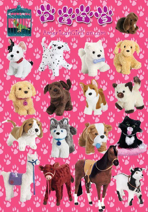 Let's Talk: American Girl Doll Pets! (AmericanGirlFan) #americangirldollcrafts