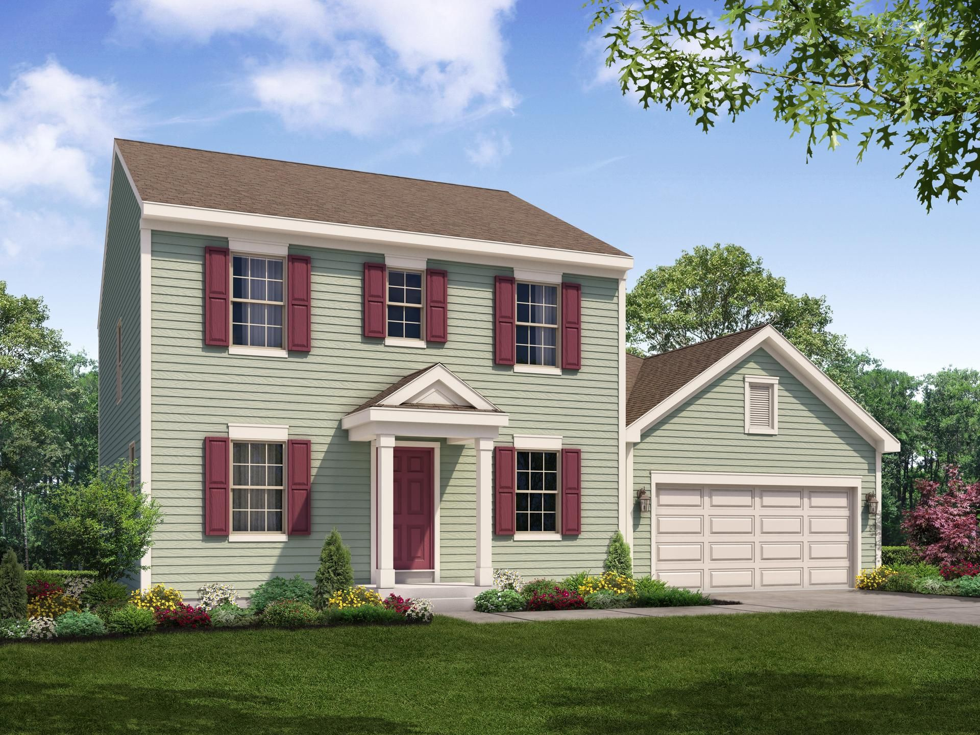 The Fulton | River Highlands | William Ryan Homes