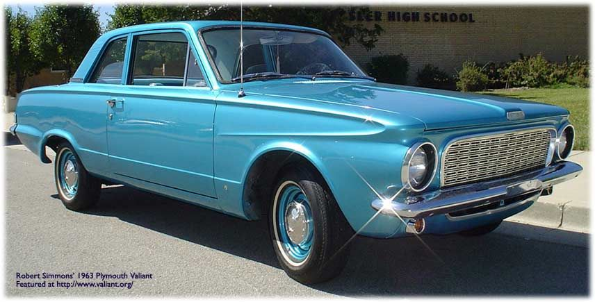 Year By Year History And Photos Of The Chrysler Plymouth Valiant