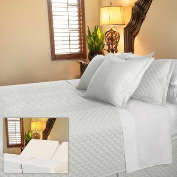 Jennifer Adams Home Adjustable SplitKing Bed Sheets