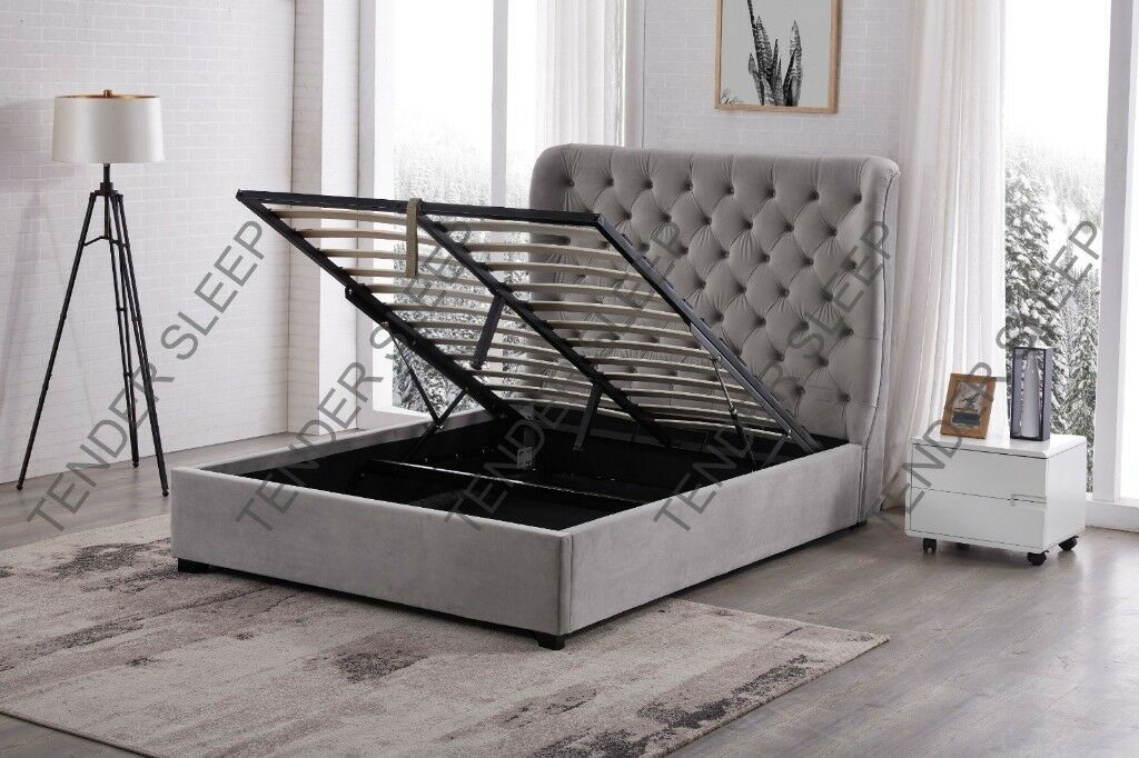 Pin by Cool & Quirk on Ella Bedroom Bed frame with