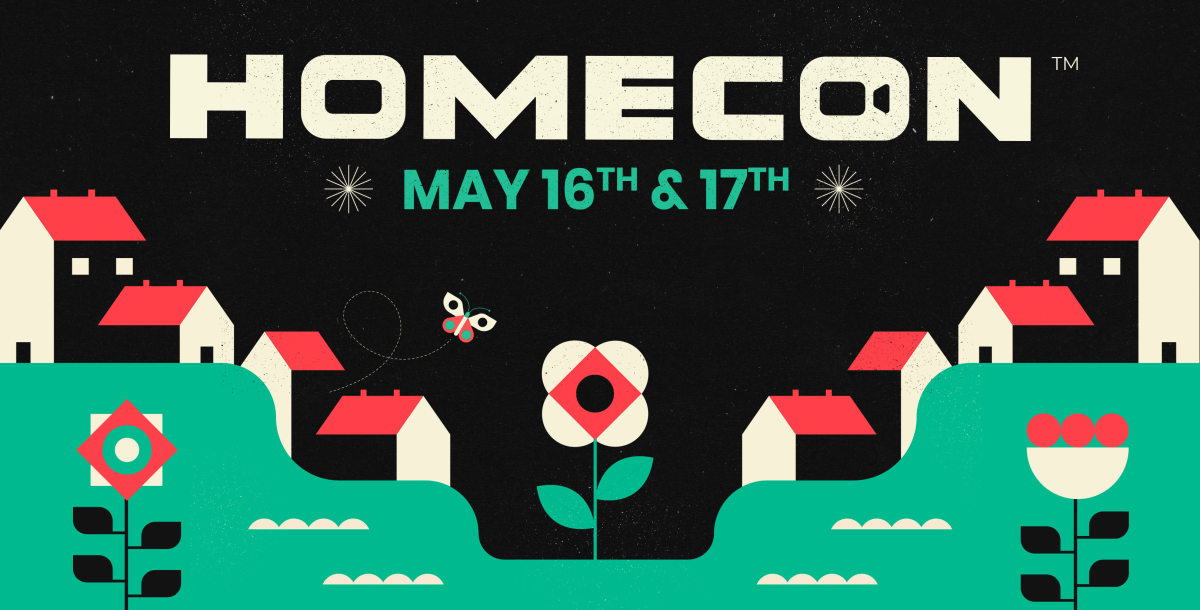 HOMECON 2nd Edition Special Two Day Event May 16 May 17