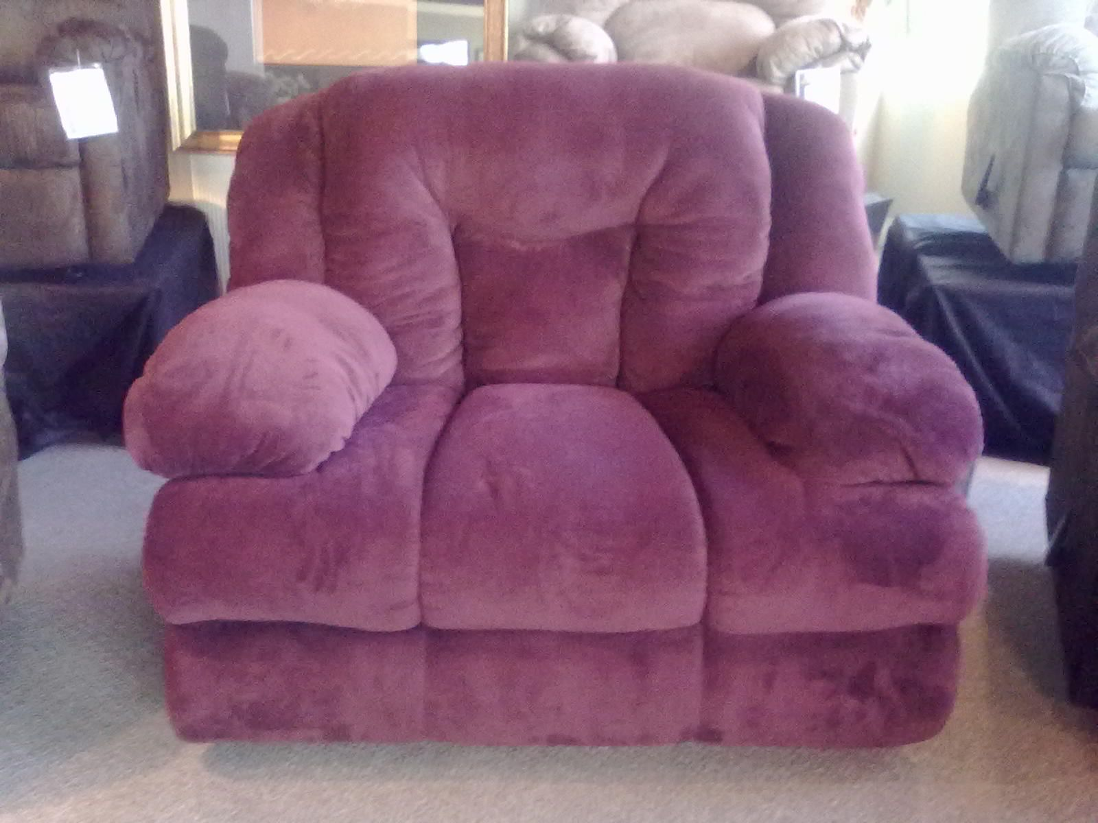The Cuddle Couch Seats Two