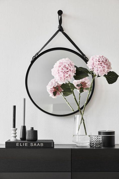 Trend Kreise Vor allem Spiegel im beliebten Scandi-Style erkennt - wohnzimmer ideen petrol