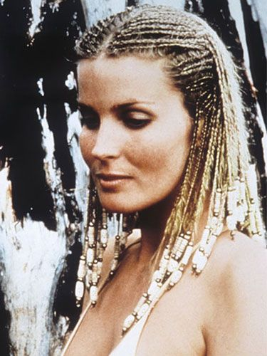 The 90 Most Iconic Hairstyles Of All Time Hair Styles Bo Derek Braids Hair Icon