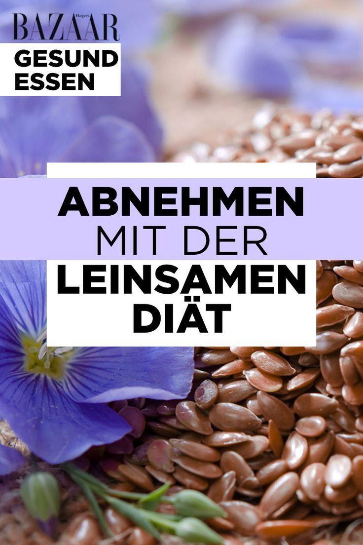 Gesunde Samen zur Gewichtsreduktion