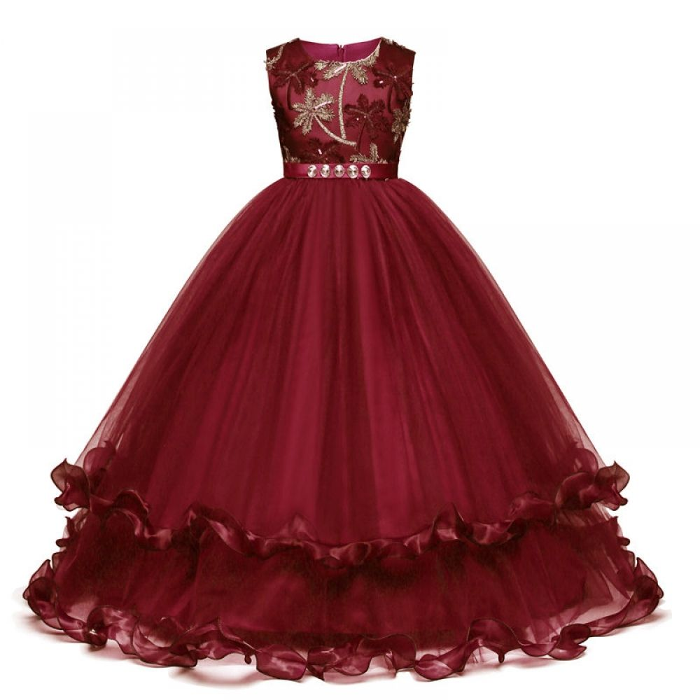 9d4cdf9f550 Red Charming Princess Girls Dress Price  31.99   FREE Shipping   girlsdreamdresses