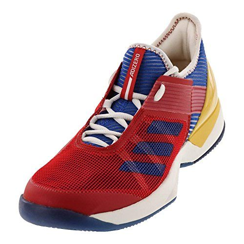 4306b5218 ADIDAS Womens Adizero Ubersonic 3 Pharrell Williams Tennis Shoes Chalk White  and Blue S81005F17     Amazon most trusted e-retailer  AdidasFashion