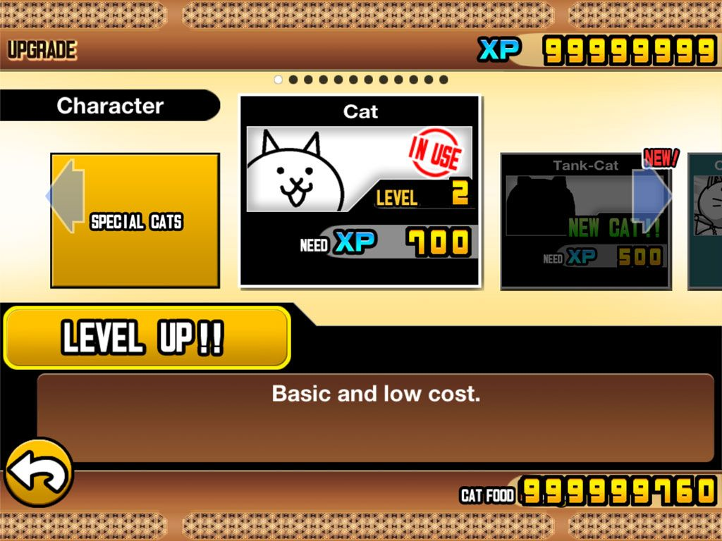I got Free Cat Food and XP for Battle Cats. You can get