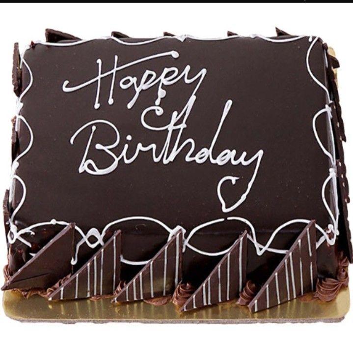 Chocolate Cake Birthday Wishes Chip Pound For