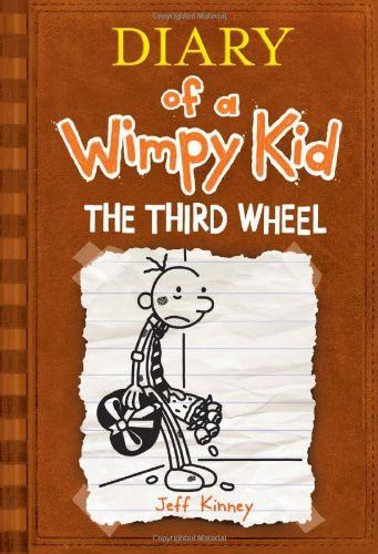 The third wheel diary of a wimpy kid book 7 hardcover solutioingenieria Images