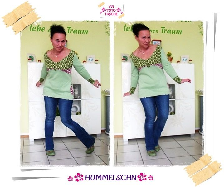 ✂ ♥ Hummelschn ♥ ✂ : ✂ ♥ YVI ♥ TUTO ♥ TASCHE ♥ ✂