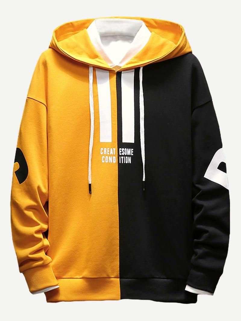Xin Hoodie Sweatshirt Pullover Hooded
