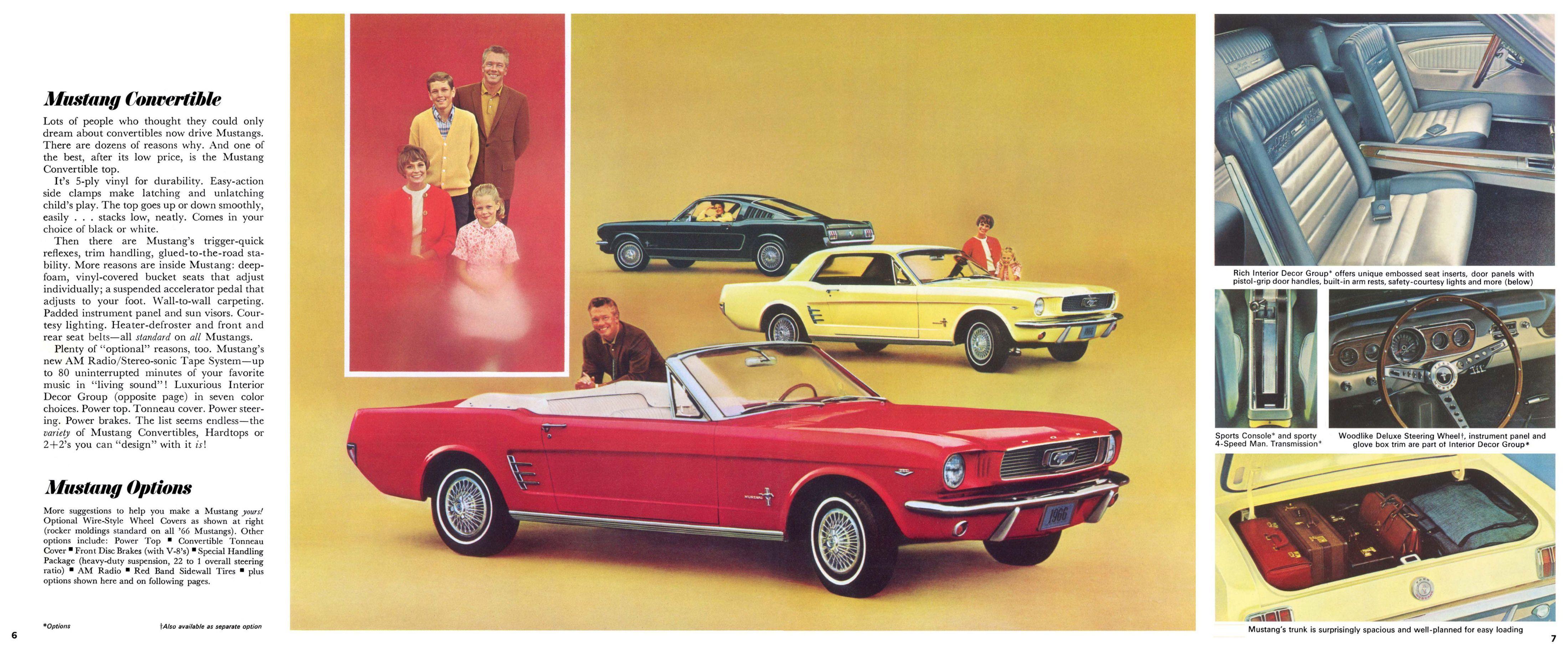 1966 Ford Mustang 06 07 Mustang 1966 Ford Mustang Ford Mustang