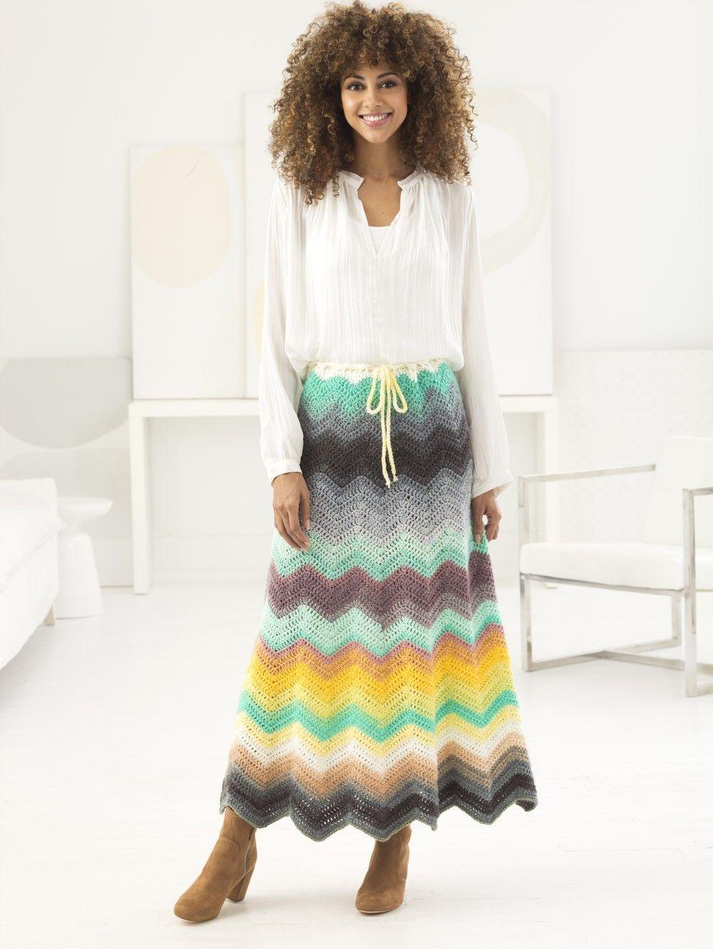 Amalfi Skirt (Crochet) *Out of Stock - ETA January 2018 | To make ...