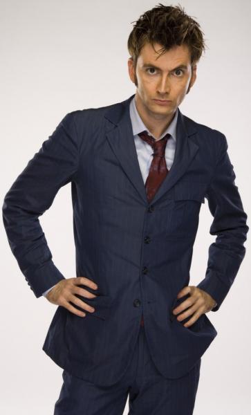 10th doctor David Tennant