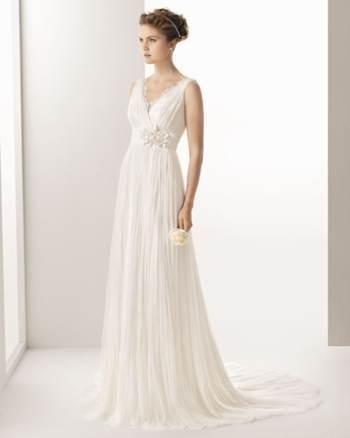 vestidos de novia que estilizan la figura | fashion | pinterest