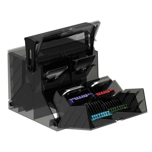 Total Organizing Solutions: Wahl Total Solutions Clipper Blade Organizer_Sacramento_CA