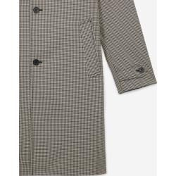 Photo of The Kooples – Long printed cotton trench coat – women