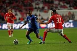 Benfica amplia recorde de invencibilidade na Luz para 40 jogos