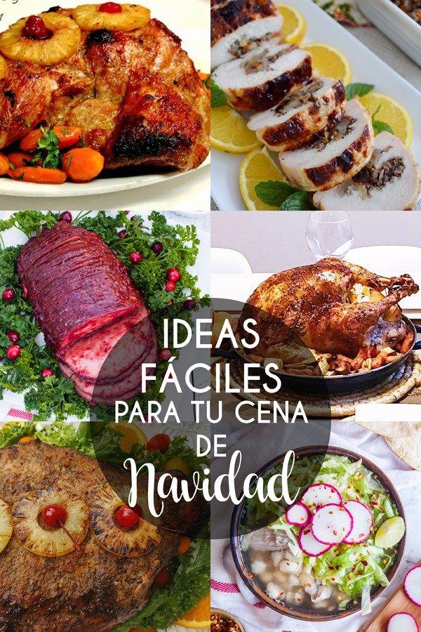 Ideas f ciles para tu cena de navidad mi cocina - Cocina navidena espanola ...