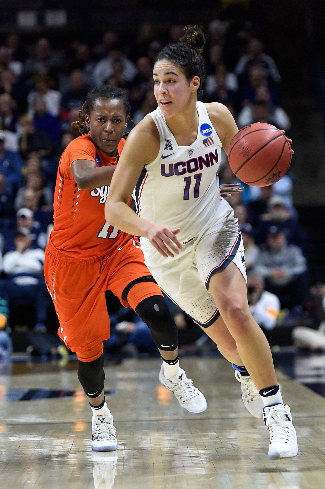 UConn Women Vs. Syracuse In NCAA Tournament (With images