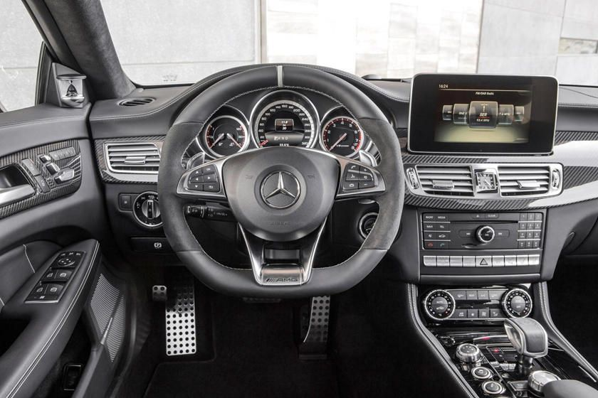 2018 Mercedes Amg Cls63 Sedan Review Trims Specs And Price Carbuzz Mercedes Cls Mercedes Benz Cls Mercedes