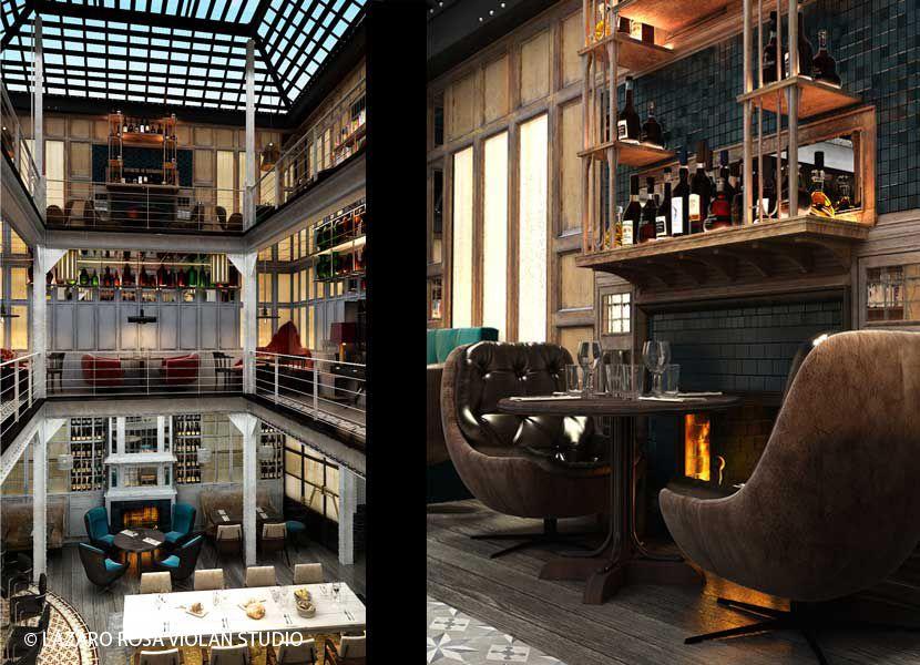 Les chouettes 75003 paris restaurants paris en 2018 for Hotel design 75003
