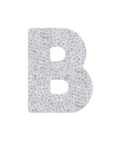 56dbd4bfc Fine Rocks Crystal Letters by Swarovski®-Swarovski Crystal Letters-B  (23x30mm)-Bluestreak Crystals