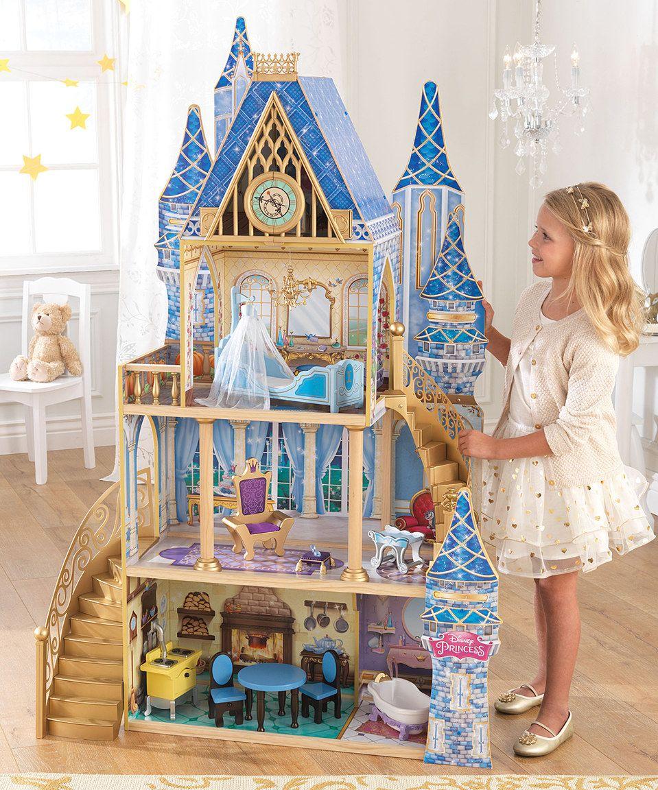 Disney Enchanted Nursery Cinderella Baby Doll In Blue: Look At This #zulilyfind! KidKraft Disney Cinderella Royal