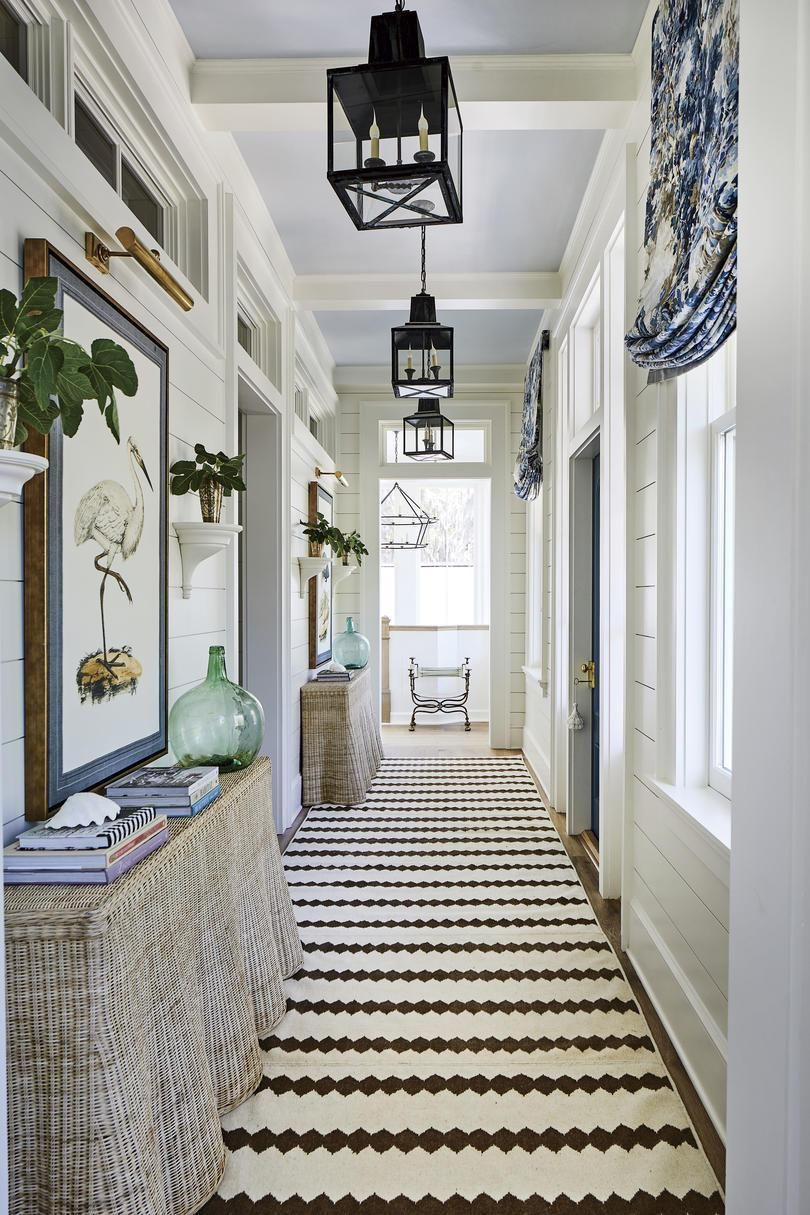 A Blue and White Florida Dream Home Southern living