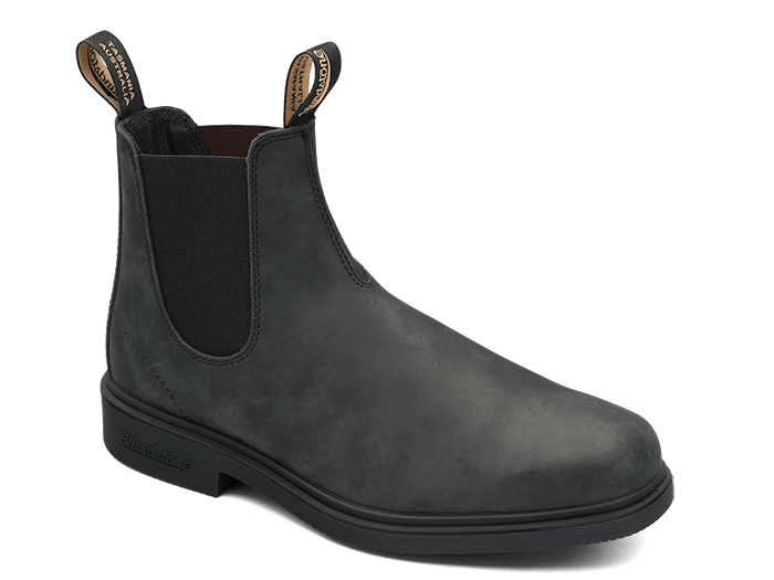 Rustic Black Premium Leather Chelsea Boots Men S Style 1308 Blundstone Usa In 2020 Boots Leather Chelsea Boots Mens Leather Chelsea Boots