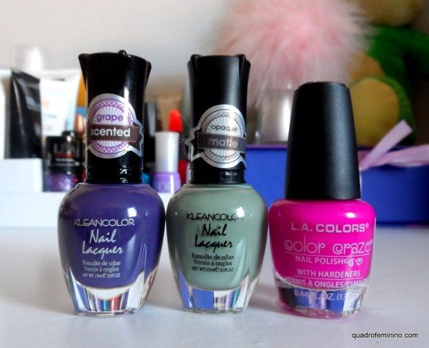 Shop Miss A - esmaltes