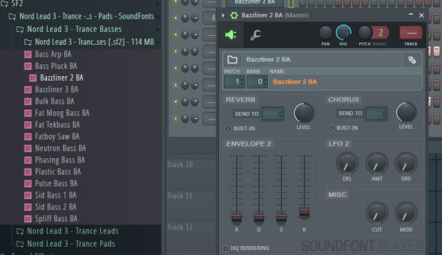 Gratis Soundfonts Untuk Bahan Membuat Lagu Trance Lagu Belajar